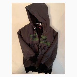 Used Boys Tony Hawk Hooded Sweatshirt Size 7